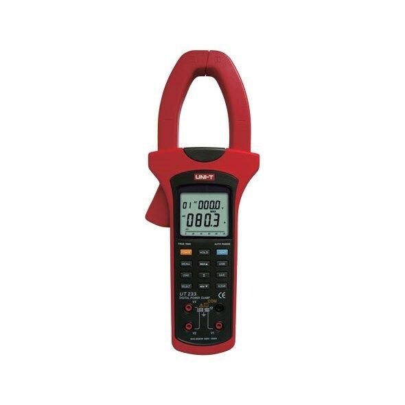 Multimetr UNI-T UT233 klešťový wattmetr
