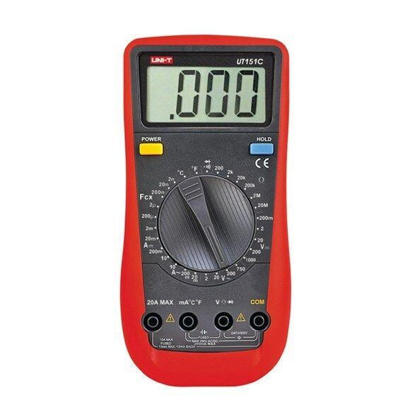 Multimetr UNI-T UT151C