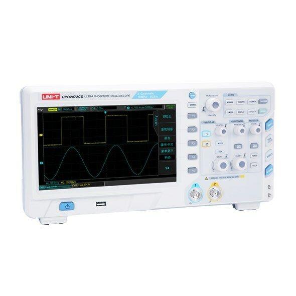 Osciloskop UNI-T UPO2072CS ( 70MHz)