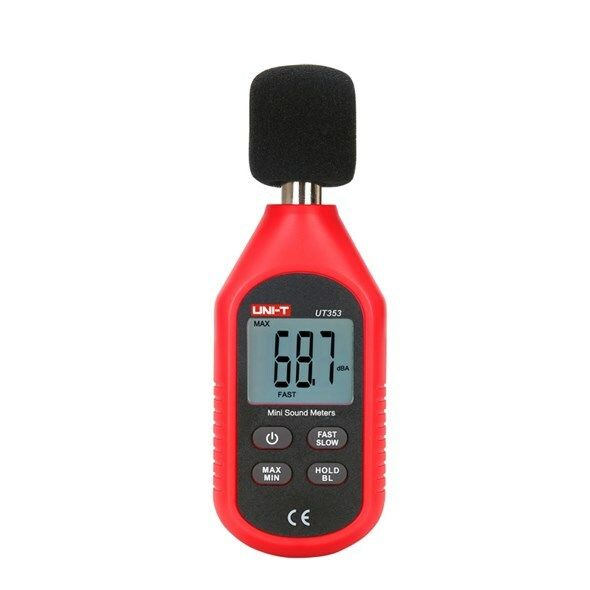 Hlukoměr UNI-T UT353 mini