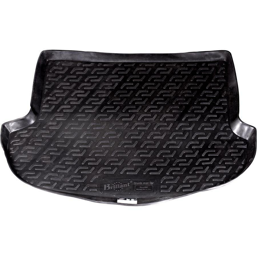 Vana do kufru plastová Hyundai Santa Fe II Facelift (CM) (10-12) SIXTOL