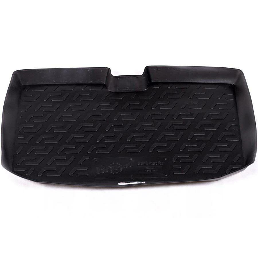 Vana do kufru gumová Nissan Note I (E11) (vrchni patro kufru) (05-12) SIXTOL