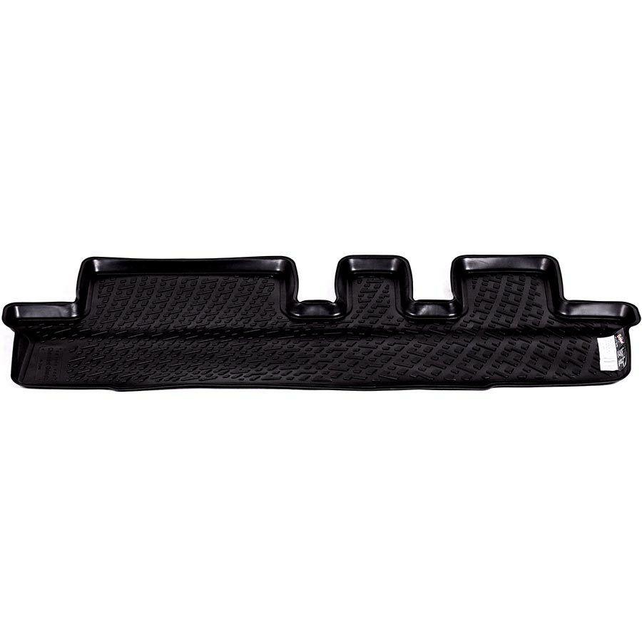 Gumové koberce Chevrolet Orlando (J309) (třetí řada sedadel) (10-)  (3D) SIXTOL