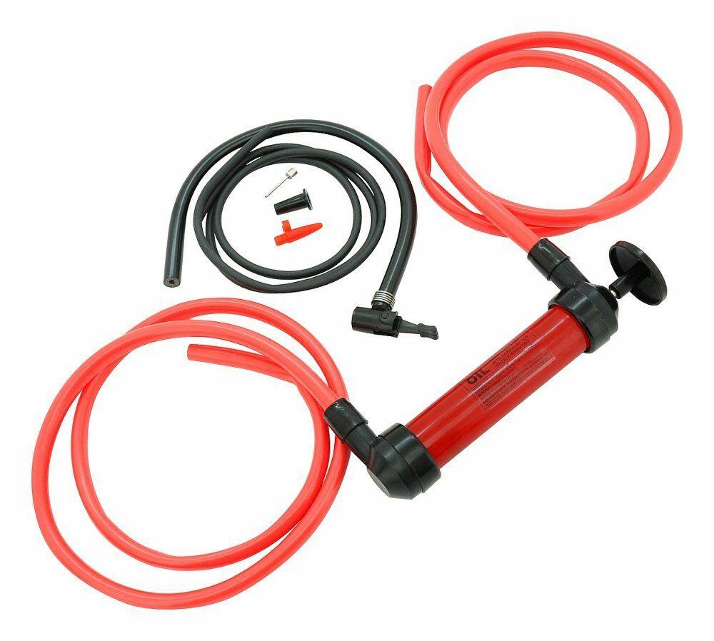 Multifunkční pumpa (voda, vzduch, PHM), COMPASS