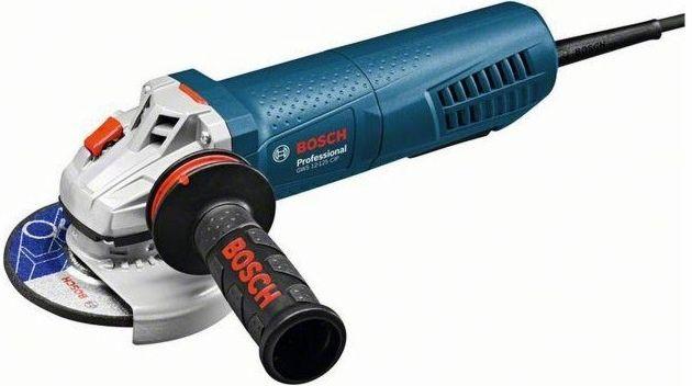Malá úhlová bruska Bosch GWS 12-125 CIP Professional, 1200 W, 0601793202