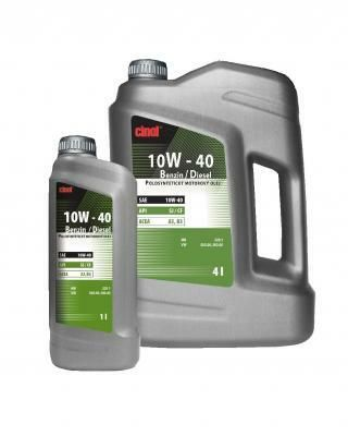 Cinol 10W-40 Benzin/Diesel - 1L