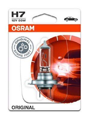 Žárovka OSRAM H7 12V 55 W PX26d, 64210-01B