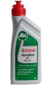 Motorový olej Castrol GARDEN 4T 1L