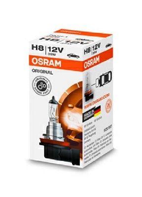Žárovka OSRAM H8 12V 35 W PGJ19-1, 64212