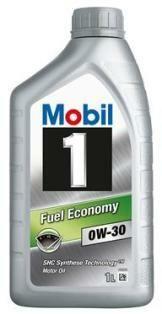 Motorový olej Mobil 1 Fuel Economy 0W30 1L