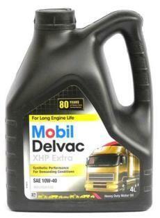 Mobil Delvac XHP Extra 10W40