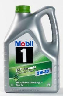 Motorový olej Mobil 1 ESP Formula 5W30 5L