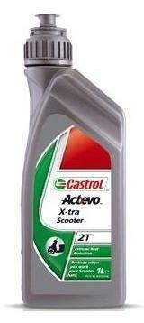 Motocyklový olej Castrol POWER1 SCOOTER 2T 1L
