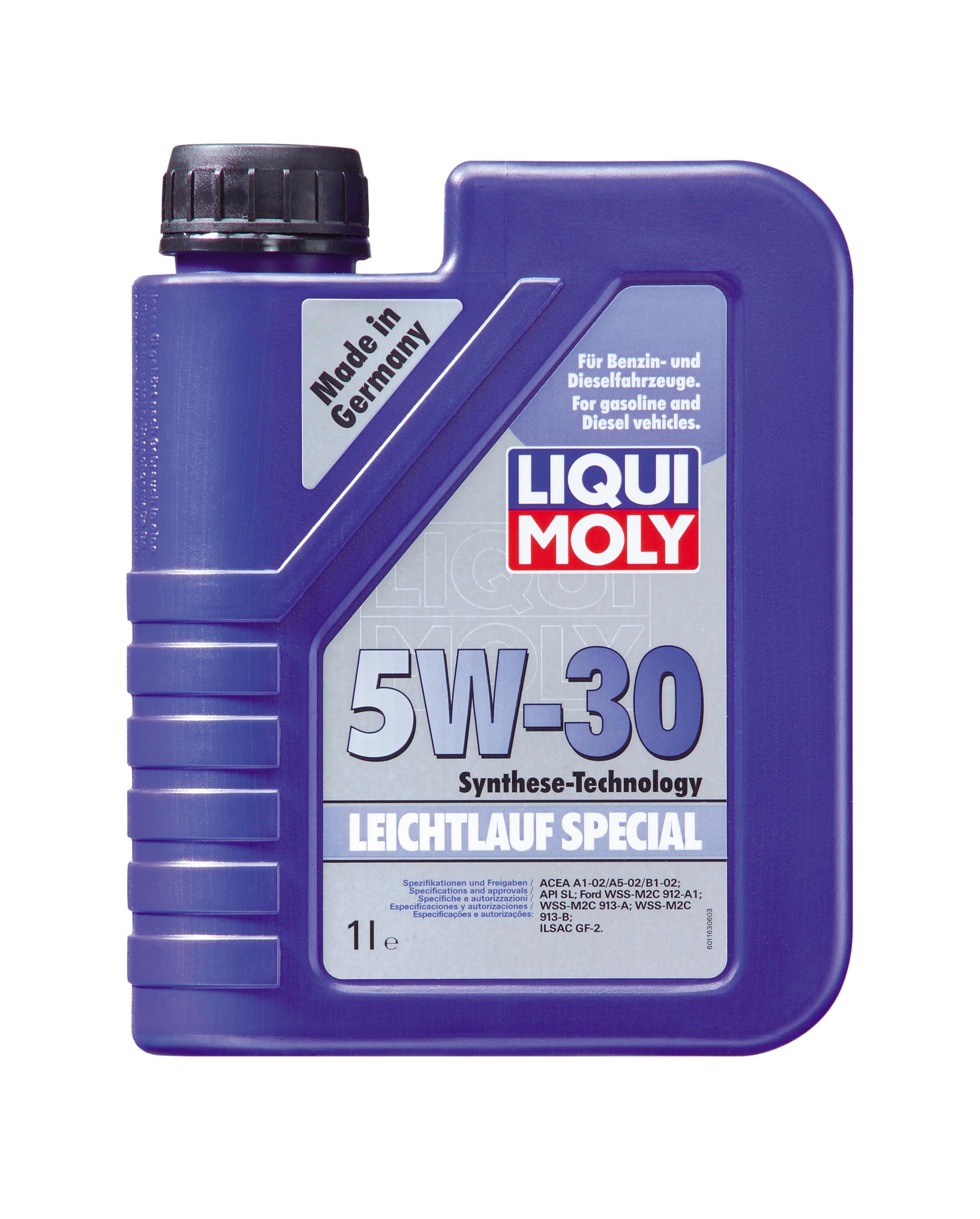 Motorový olej Liqui Moly Leichtlauf Special 5W30 1L