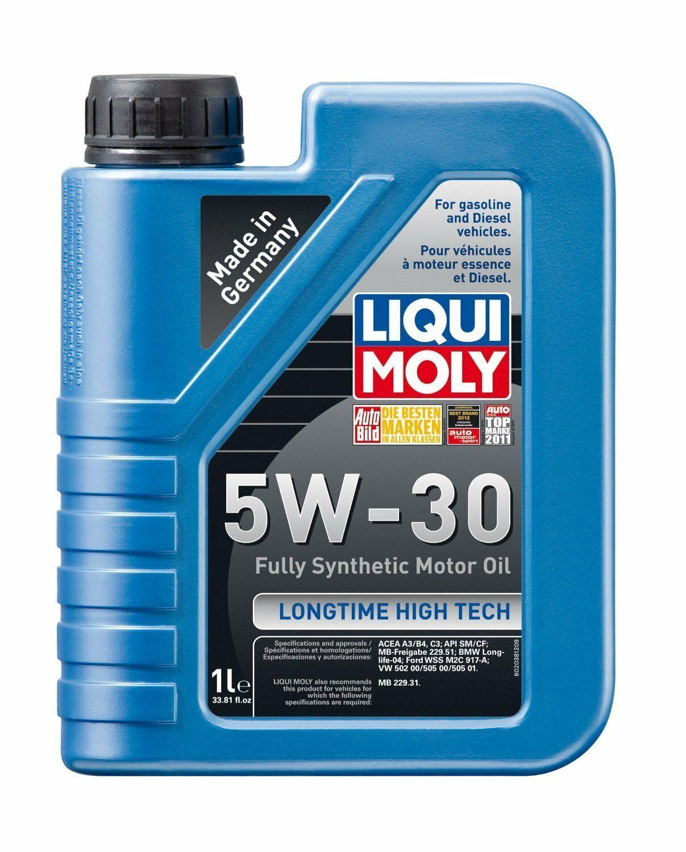 Motorový olej Liqui Moly Longtime High Tech 5W30 1L LIQUI-MOLY
