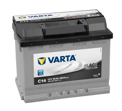 Varta Black Dynamic 12V 56Ah 480A, 5564000483122