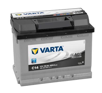 Baterie Varta Black Dynamic 12V 56Ah 480A, 5564000483122, VARTA