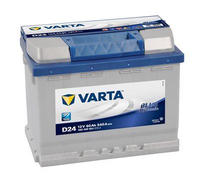 Baterie Varta Blue Dynamic 12V 60Ah 540A, 5604080543132, VARTA