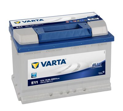 Baterie Varta Blue Dynamic 12V 74Ah 680A, 5740120683132, VARTA