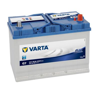 Varta Blue Dynamic 12V 95Ah 830A, 5954040833132