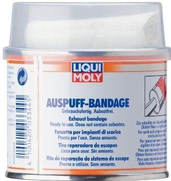 Bandáž pro opravu výfuku Liqui Moly 1m LIQUI-MOLY