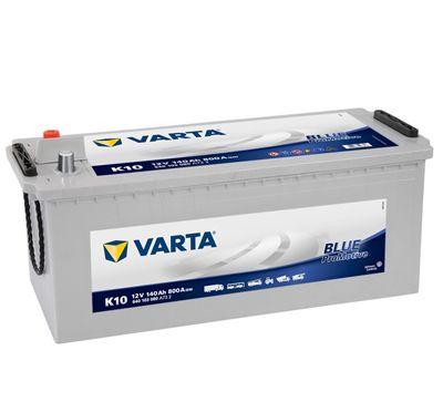 Baterie Varta Promotive Blue 12V 140Ah 800A, 640103080A732, VARTA