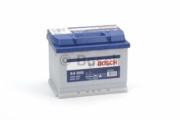 Baterie Bosch S4 12V 60Ah 0092S40050, BOSCH