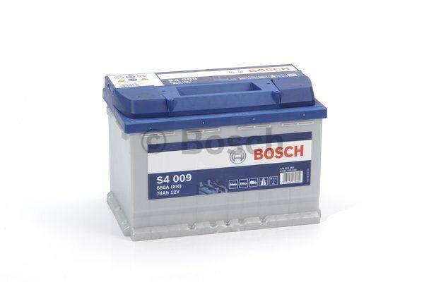 Baterie Bosch S4 12V 74Ah 0092S40090, BOSCH