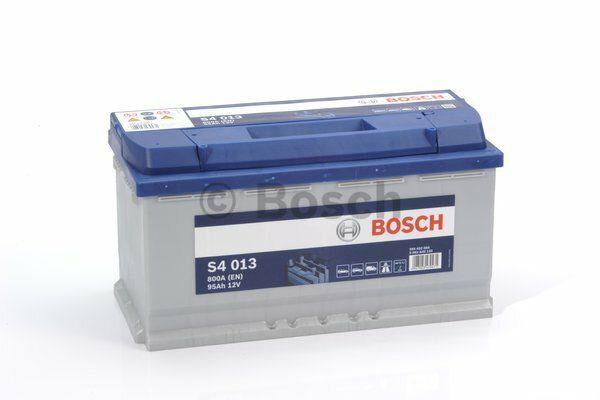 Baterie Bosch S4 12V 95Ah 0092S40130, BOSCH