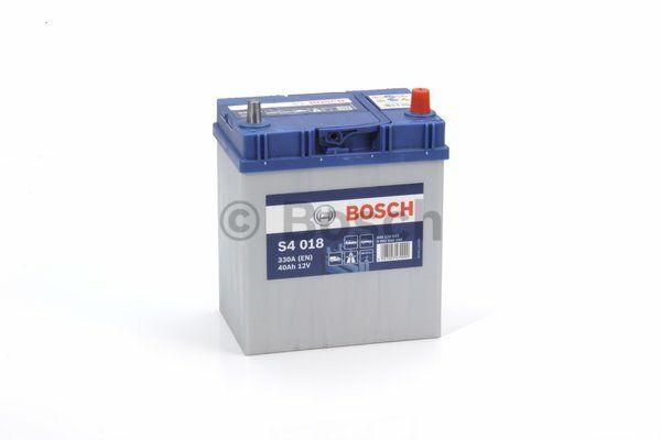 Baterie Bosch S4 12V 40Ah 0092S40180, BOSCH