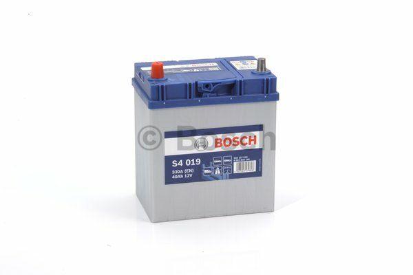 Baterie Bosch S4 12V 40Ah 0092S40190, BOSCH
