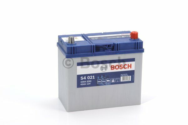 Baterie Bosch S4 12V 45Ah 0092S40210, BOSCH