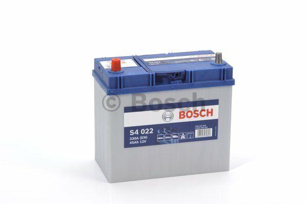 Baterie Bosch S4 12V 45Ah 0092S40220, BOSCH