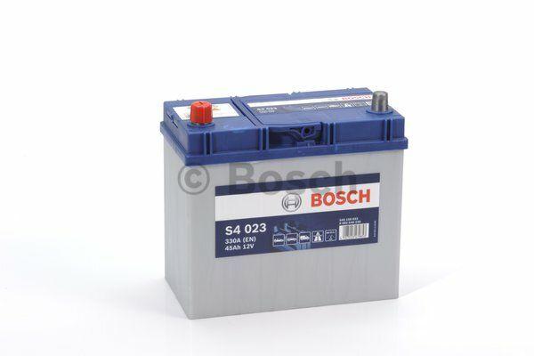 Baterie Bosch S4 12V 45Ah 0092S40230, BOSCH