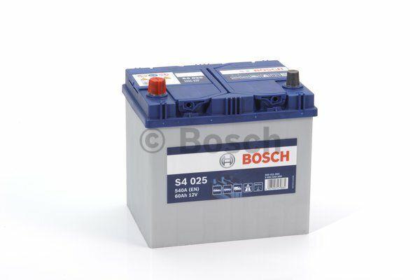 Baterie Bosch S4 12V 60Ah 0092S40250, BOSCH