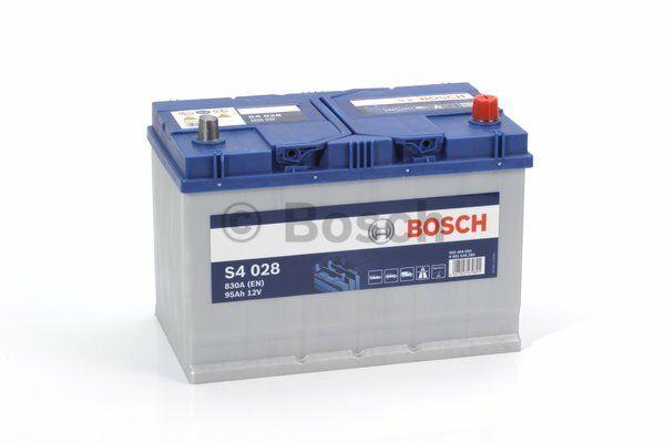 Baterie Bosch S4 12V 95Ah 0092S40280, BOSCH