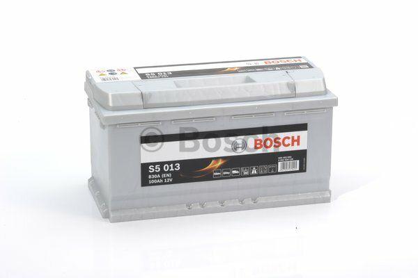 Baterie Bosch S5 12V 100Ah 0092S50130, BOSCH
