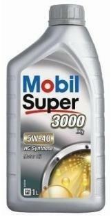 Motorový olej Mobil Super 3000 X1 5W40 1L