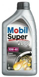 Motorový olej Mobil Super 2000 X1 10W40 1L