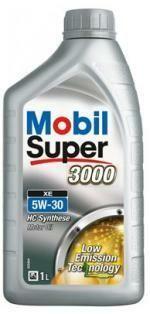 Motorový olej Mobil Super 3000 XE 5W30 1L