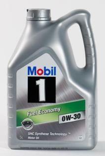 Motorový olej Mobil 1 Fuel Economy 0W30 5L
