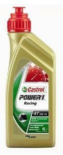 Motocyklový olej Castrol POWER1 RACING 1L 4T 5W40