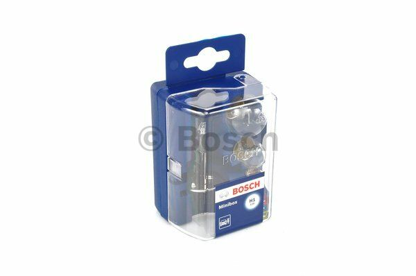 Žárovky mini box H1 1987301102, BOSCH
