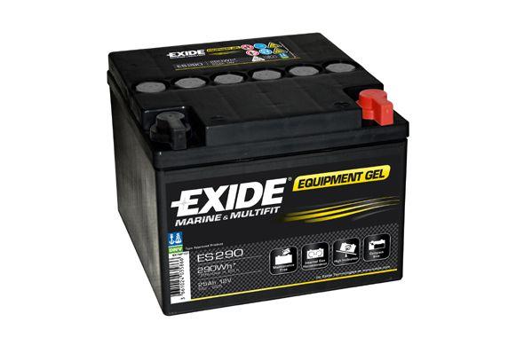 Baterie Exide 12V 25 Ah ES290, EXIDE