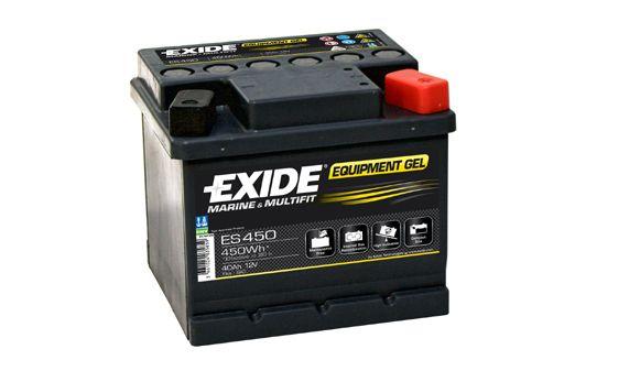 Baterie Exide 12V 40Ah ES450, EXIDE