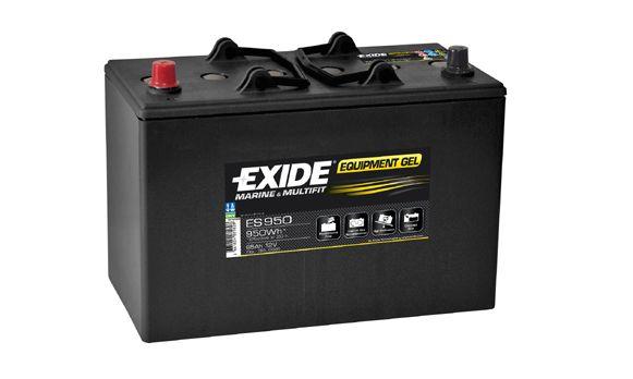 Baterie Exide 12V 85Ah ES950, EXIDE