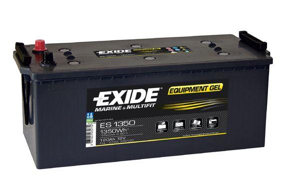 Baterie Exide 12V 120Ah ES1350, EXIDE