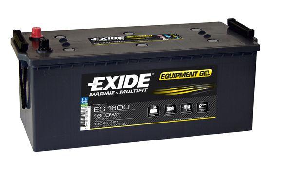 Baterie Exide 12V 140Ah ES1600, EXIDE