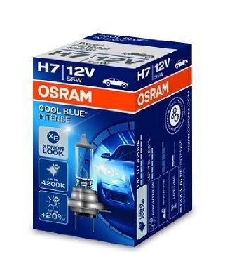 OSRAM H7 12V 55 W PX26d, 64210CBI