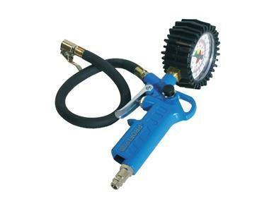 Hustič pneumatik s manometrem 60D, PROFI AIR PROFI-AIR